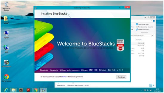 BlueStacks App Player download for Windows 10